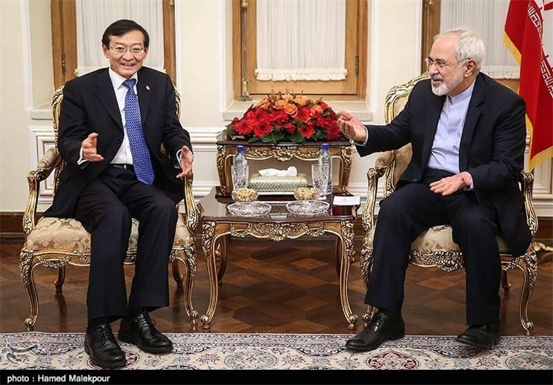 تشکر ظریف از نقش مثبت چین در گفتوگوهای هستهای ایران و 1+5