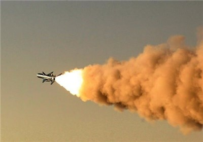 اخبار رزمایش|موشک کروز نصر با موفقیت شلیک شد