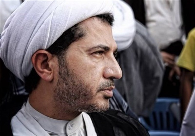 شیخ علی سلمان بحرین