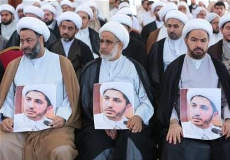 Bahraini Activists, Clerics Stage Protests over Sheikh Salman's Arrest