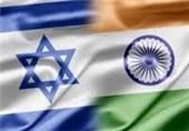 همراهی سیاسی - نظامی هند و رژیم صهیونیستی/عقد تفاهمنامه ۶۳۰میلیون دلاری تسلیحات نظامی