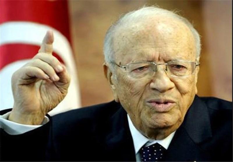 السبسی رئیسجمهور تونس