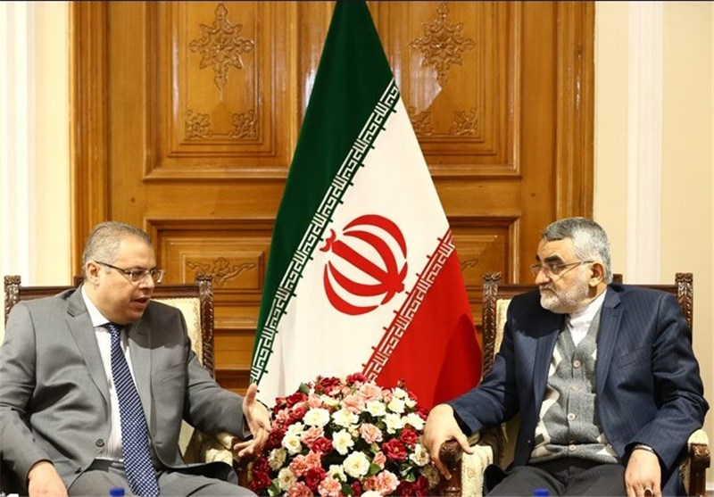 MP: Iran-Algeria Cooperation Effective in Counter-Terrorism