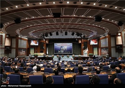 Photos: Conference Held in Tehran to Study Britain's Role in Iran's 2009 Post-Election Unrest