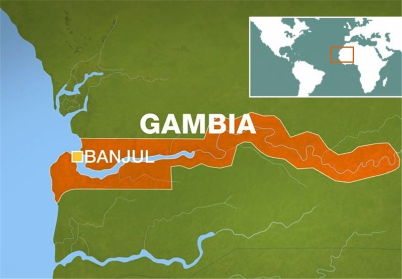 Gunfire Reported at Gambia Presidential Palace