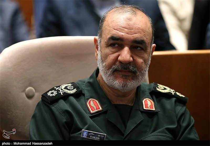 Top Iranian Commander Hails Iraq's Victories over Terrorists