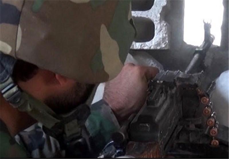 چرا جبهه جنوبی سوریه یکباره داغ شد