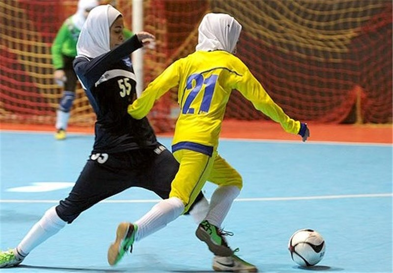 Iran to Participate in Russia's Futsal Tournament for Women