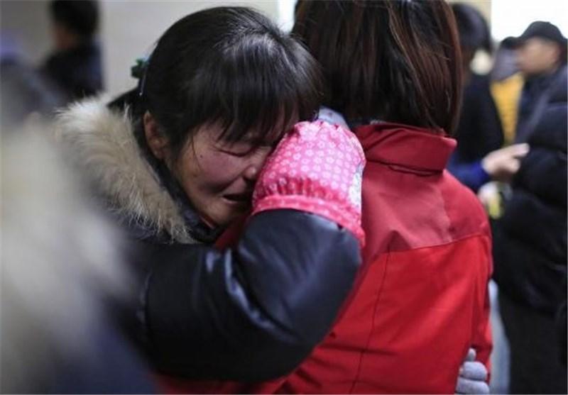 Shanghai New Year's Stampede Kills Dozens