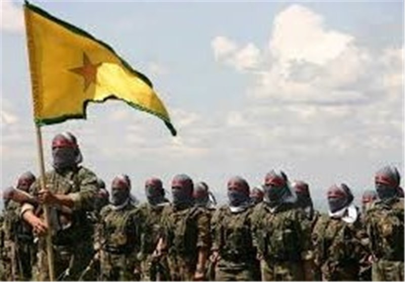 المقاتلون الأکراد یسیطرون على 70 بالمئة من مدینة عین العرب شمال سوریا