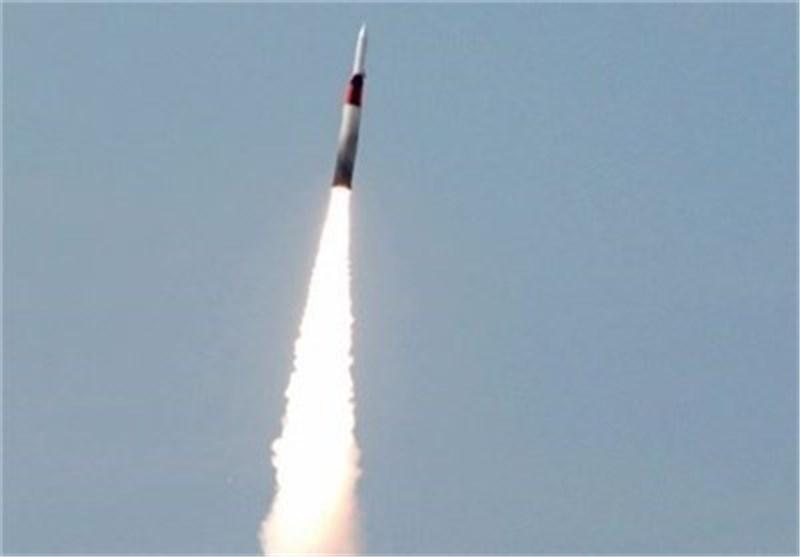 آزمایش موتور بزرگترین موشک جهان
