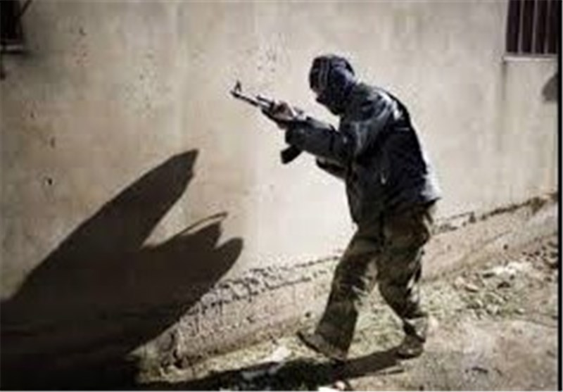 داعش یعدم العمید الفار (مصطفى محمد علی الحجی) فی مدینة حلب +صورة