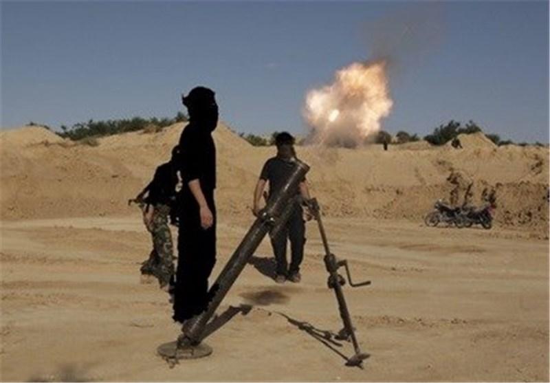 13 شهیدا فی اعتداء إرهابی بـ 4قذائف صاروخیة على حی حلب الجدیدة شمال سوریا
