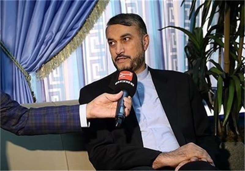 عبداللهیان : من یصف حزب الله بالارهاب یستهدف وحدة لبنان وأمنه