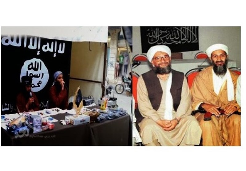 """داعش : """"ملاعمر"""" رأس الضلال و""""بن لادن"""" مخالف للسنة والظواهری منحرف !!"""