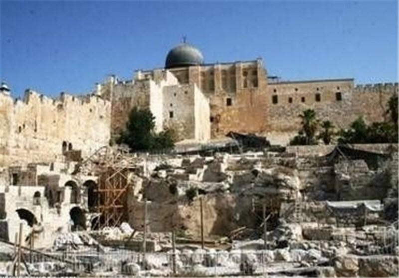86 اعتداء «إسرائیلیا» على المقدسات الإسلامیة والمسیحیة عام 2014