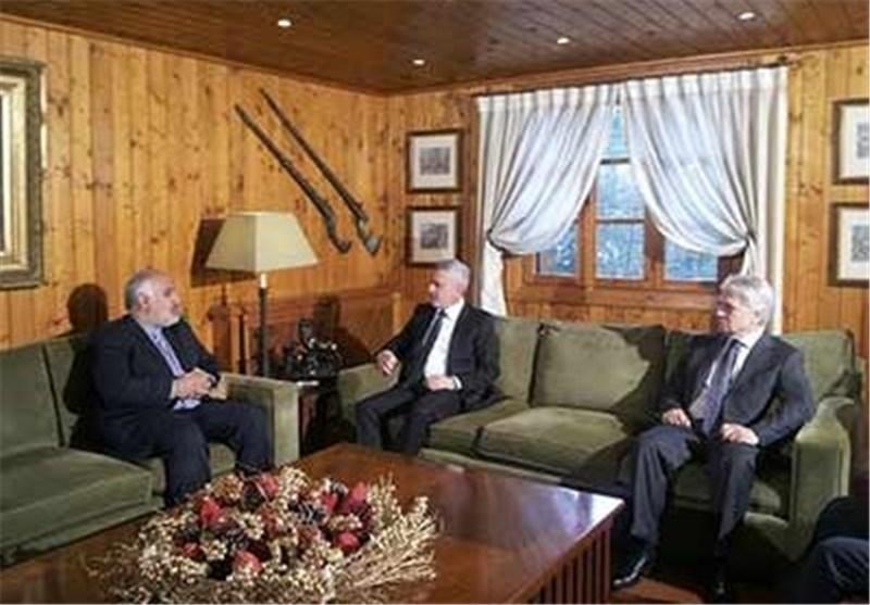 Iranian Envoy, Lebanese Politician Meet in Beirut