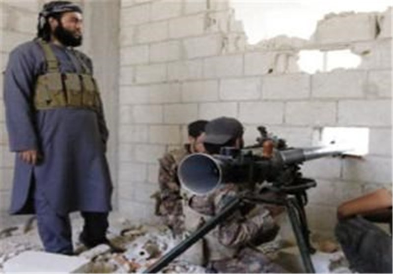 استشهاد طفلین وامرأة بقذائف الإرهابیین على حی الحمدانیة فی حلب شمال سوریا