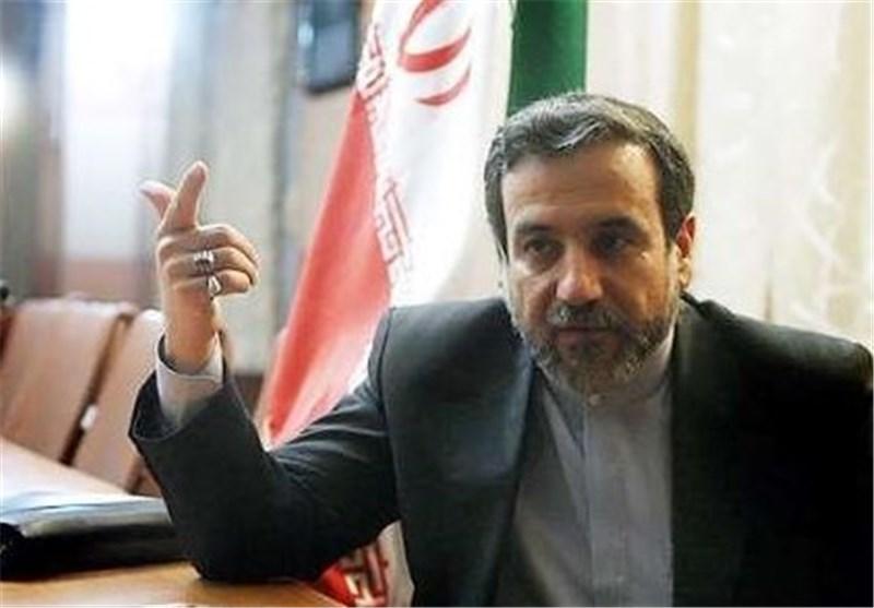عراقجی: امریکا حاولت احتواء التوجه العالمی نحو ایران الاسلامیة عقب اتفاق جنیف