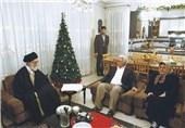 روایت خانواده شهید ریچارد ابراهیم از دیدار با رهبر انقلاب: جلسه آن شب از قند شیرینتر بود