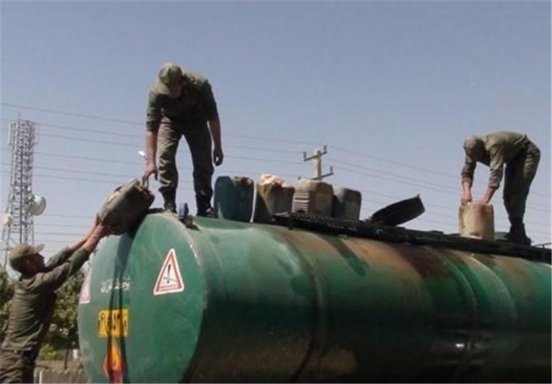 بیشاز 92 هزار لیتر سوخت قاچاق در سیستان و بلوچستان کشف شد