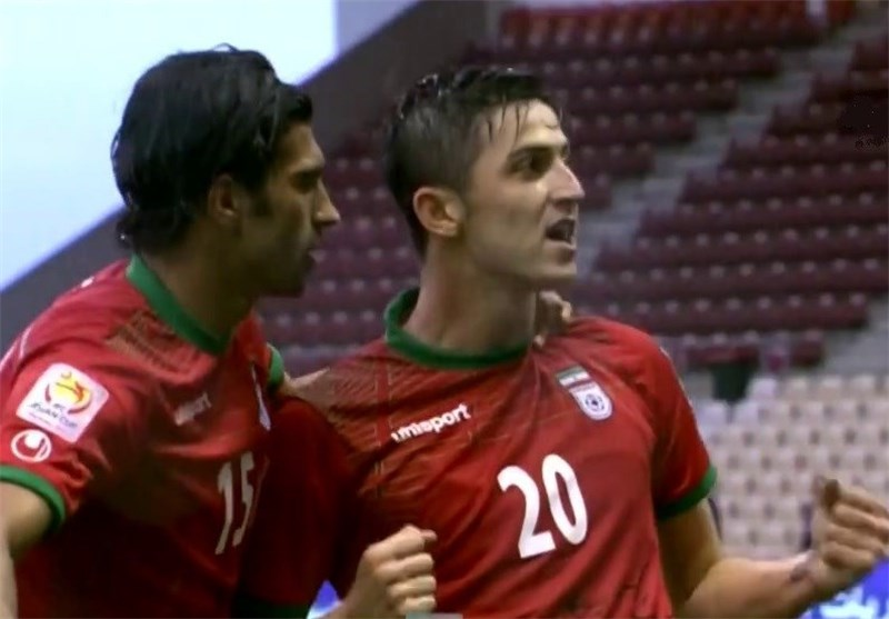 Iran Edges Iraq in Friendly - Sports news - Tasnim News Agency