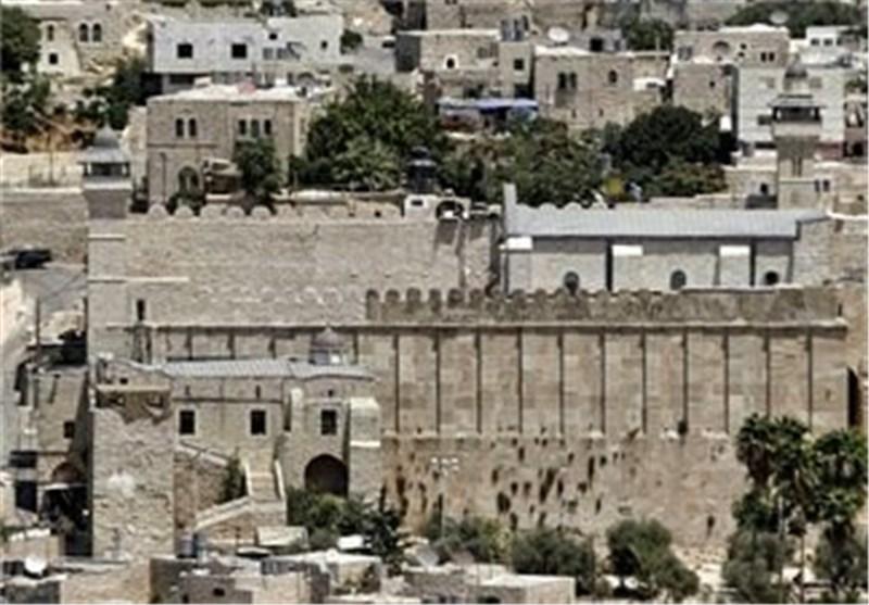 الاحتلال منع رفع الآذان 52 وقتا فی الحرم الابراهیمی خلال شهر کانون الاول 2014
