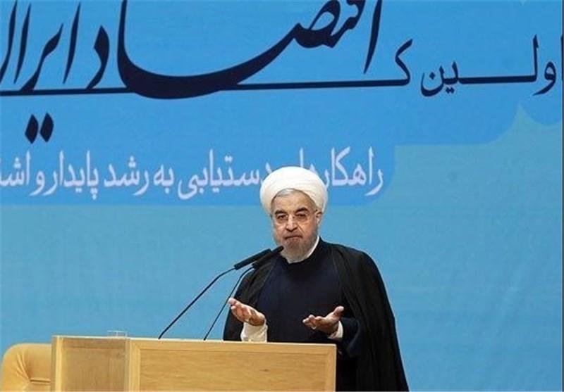 روحانی : المبادئ والثوابت خط أحمر فی المفاوضات النوویة ولا مساومة بشأنها أبداً
