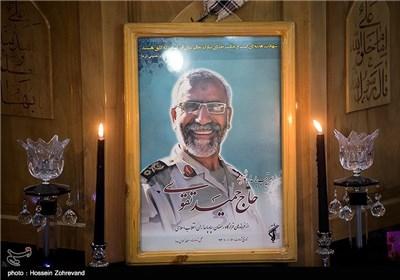 روایت منتشر نشده شهید تقوی از اولین فرمانده ایرانی لشکر عراق+عکس