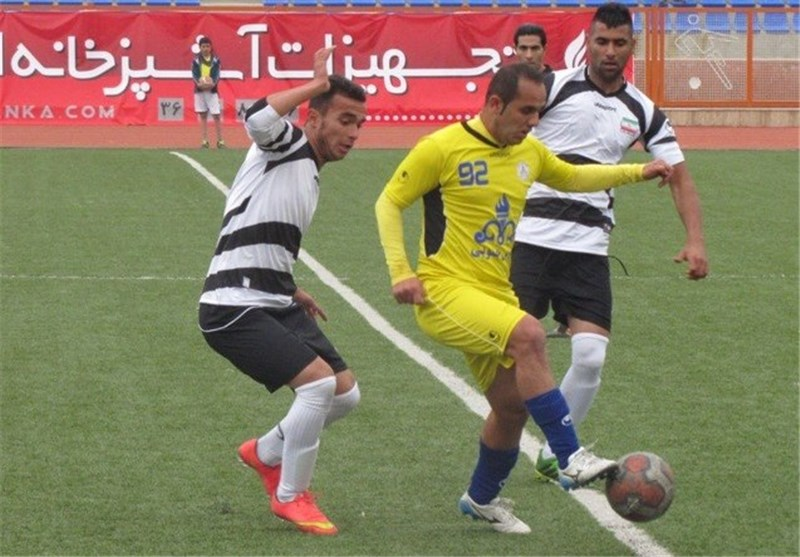 Pars Jonoubi Jam Promoted to Iran Professional League