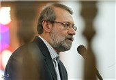 Larijani Underlines Significance of Peace, Stability in Iraq for Region