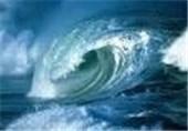 زاهدان| ارتفاع موج در دریای عمان به 2 متر رسید