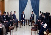President Assad Underlines Importance of Economic Cooperation with Iran