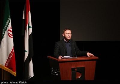 """افتتاح حفل """"أسبوع أفلام المقاومة"""" فی دار الأسد بالعاصمة السوریة دمشق"""