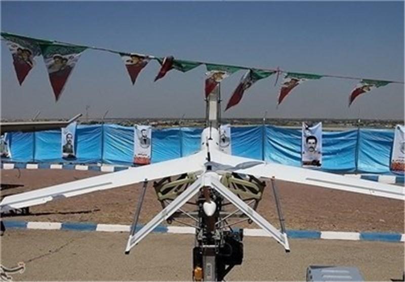 ایران الاسلامیة تنجح بصناعة طائرة انتحاریة بدون طیار +صور