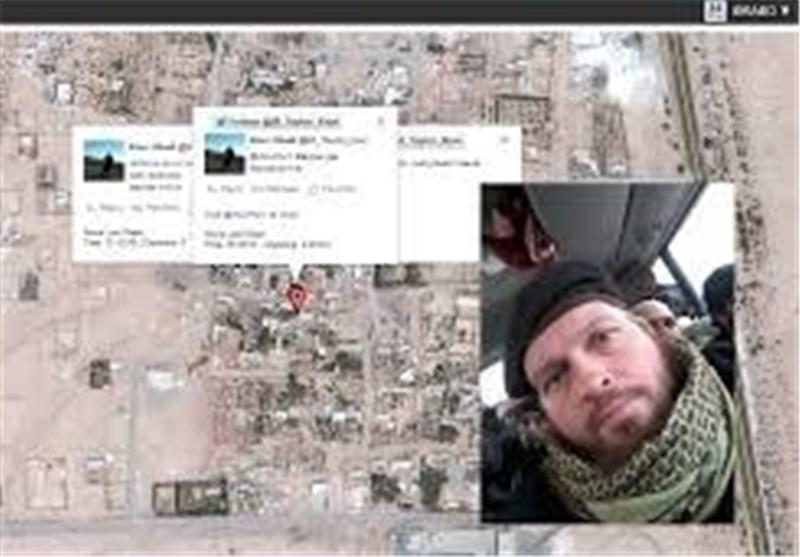 داعشی یکشف مواقع التنظیم وتحرکات أفراده عن طریق الخطأ
