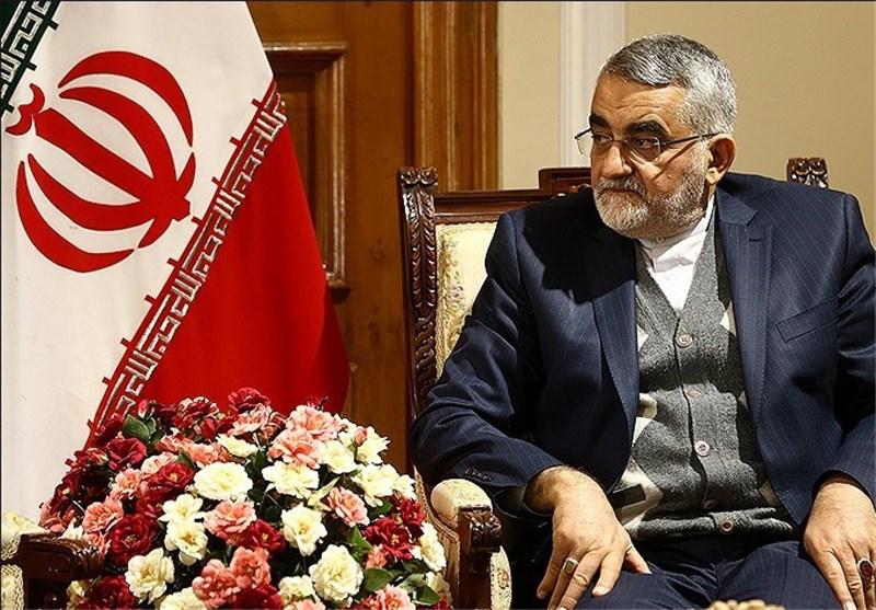 بروجردی : طهران حریصة على توثیق علاقتها مع السعودیة