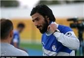 تشویق سید صالحی و مصدومیت دروازهبان استقلال خوزستان