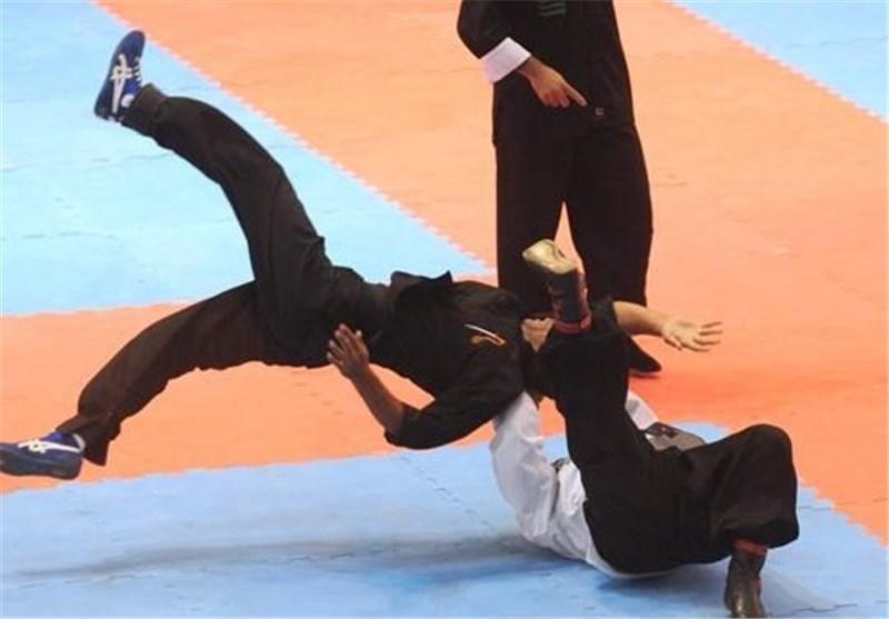 نخستین دوره اردوی تیم ملی کونگفو در مشهد برگزار شد