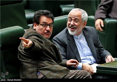 Iran's Foreign Minister Briefs Lawmakers on Foreign Policy