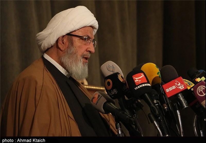 الشیخ محمد یزبک: إننا الیوم أحوج ما نکون إلى وحدة إسلامیة لمواجهة الفکر التکفیری+ فیدیو