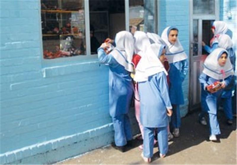 همدان| بوفه مدارس غیرانتفاعی استانداردهای بهداشتی لازم را ندارد