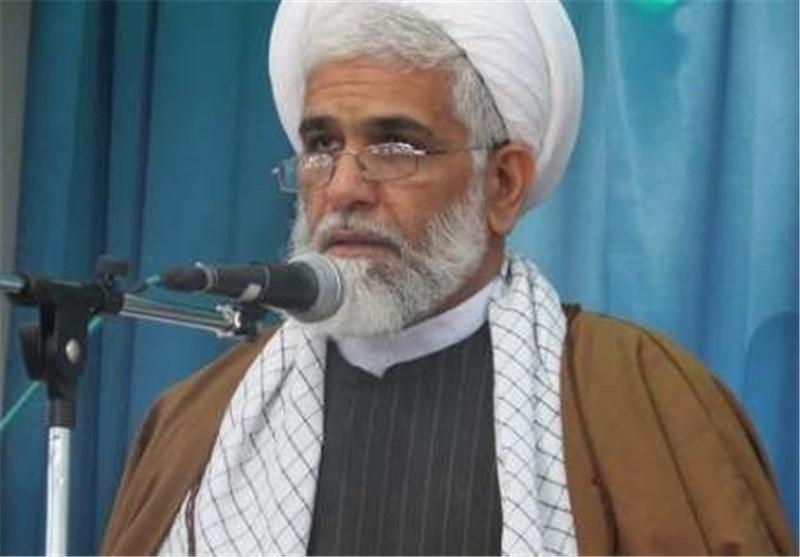 حجت الاسلام روح الله امینی امام جمعه نطنز