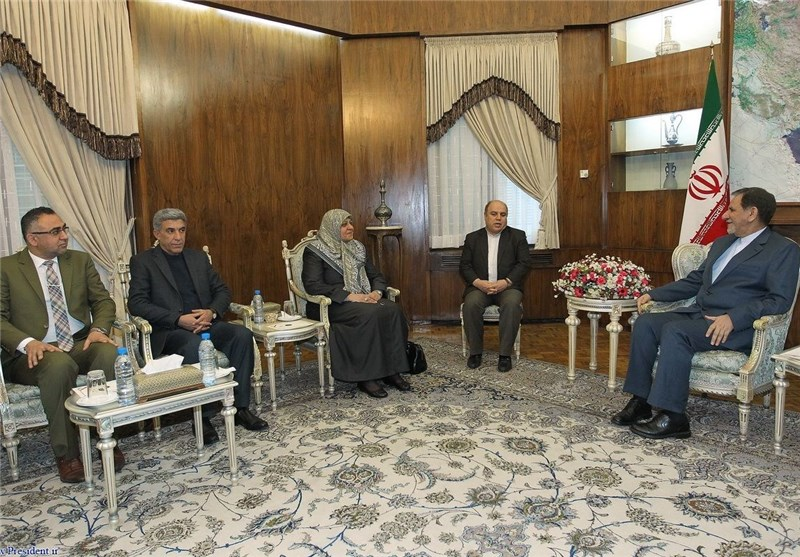 VP: Iran Ready to Share Scientific Experiences with Iraq