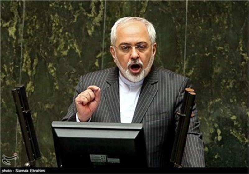 وزیر الخارجیة یجیب علی اسئلة نواب الشعب بمجلس الشوری الاسلامی
