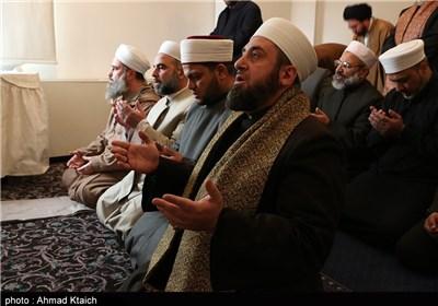 اختتام فعالیات الملتقى العلمائی الإسلامی فی العاصمة السوریة دمشق