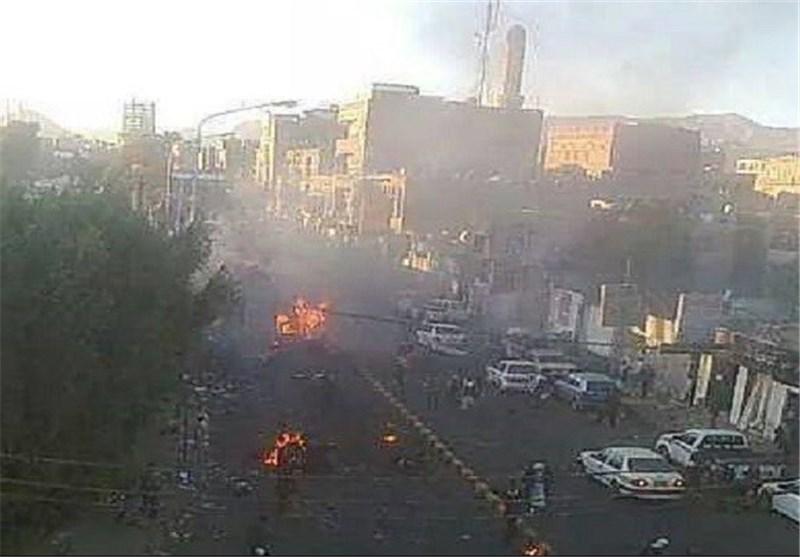 الیمن: قوات الحمایة الرئاسیة تعاود قصف أحیاء سکنیة فی صنعاء بالأسلحة الثقیلة والمتوسطة