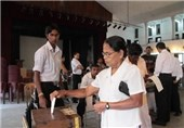 Sri Lanka Votes in Tight Presidential Poll