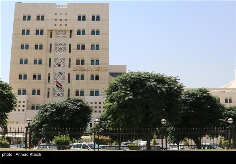 سوریا تدین بشدة الاعتداء الإرهابی الذی استهدف مجلة شارلی ایبدو فی باریس