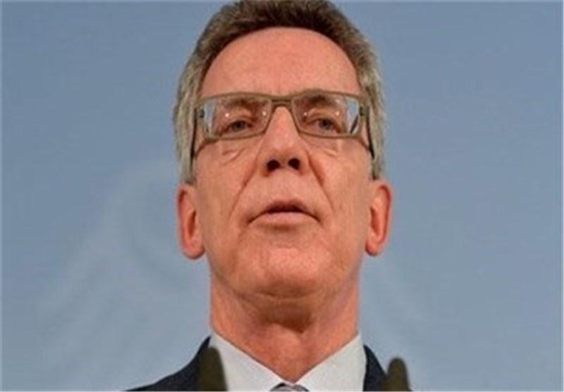 وزیر الداخلیة الالمانی: الاعتداء الارهابی فی باریس لایمت بأیة صلة بالدین الاسلامی
